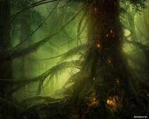 Bosque de la perdicion