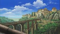 Puente tren alchemist country