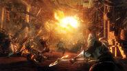 NewWorld Explosion