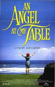Angel at my table movie poster