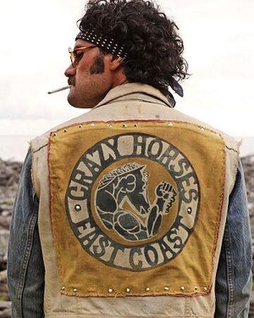 Crazy Horses New Zealand Movie Boy Wiki Fandom