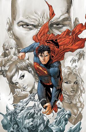 Action Comics 18 Textless