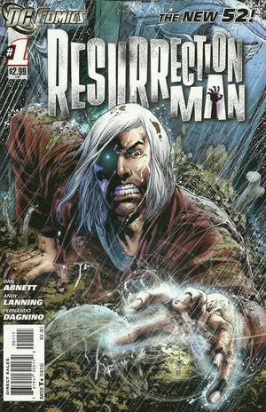 Resurrection Man 1
