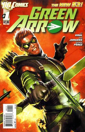 Green Arrow 1