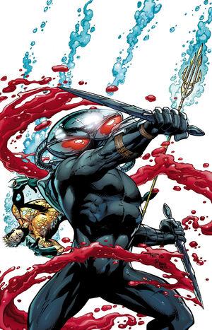 Aquaman 23.1 Textless