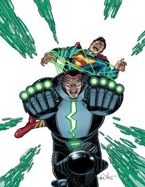 Action Comics 23.4 Textless