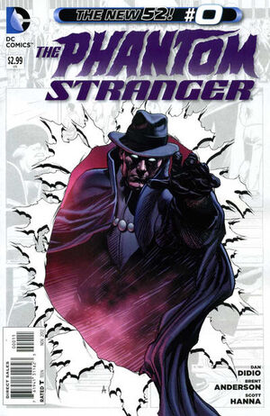 Phantom Stranger 0