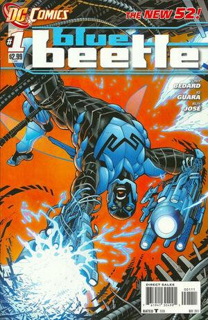 Blue Beetle 1