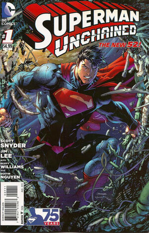 Superman Unchained 1