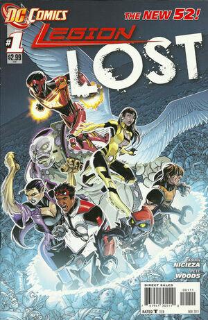 Legion Lost 1