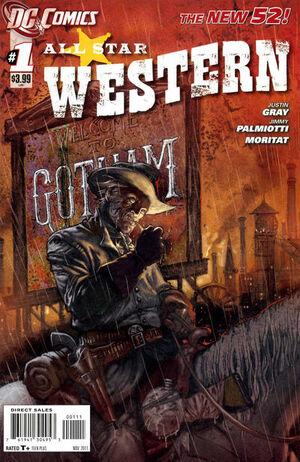 All-Star Western 1
