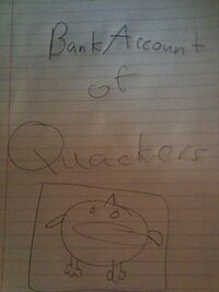 Quackers Account