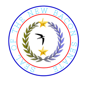 New Bacon Senate Seal