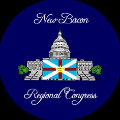 New Bacon Regional Congress Seal