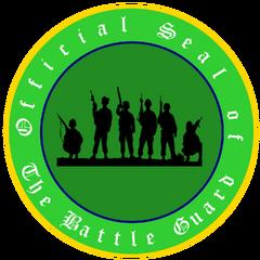 The battle guard 121