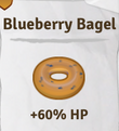 Blueberrybagel