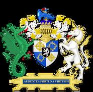 Stradwick Arms Dukedom Family