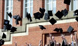 Grad-caps