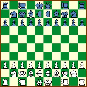中西象棋最终版