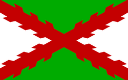 Flag of the House of Saxony 2