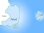 Map of Noel