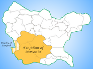 Navonian Kingdom under Deston House