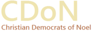 Christian democrats of Noel