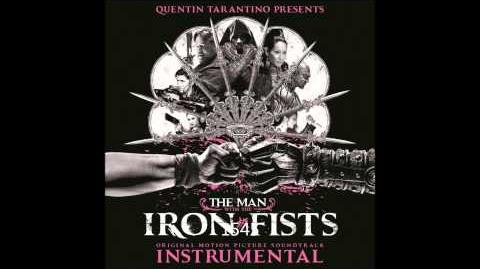 Rivers of Blood (Instrumental) The Man With The Iron Fists