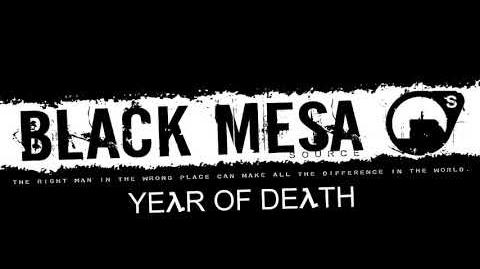 Black Mesa Source DLC Soundtrack- Year of Death