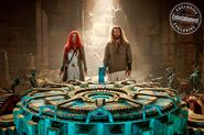 Aquaman - Arthur & Mera Find Treasure