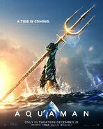Aquamanposter