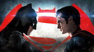 Batman V Superman Textless Banner