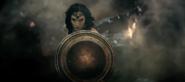 Wonder Woman's shield BVS