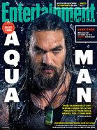 AQUAMAN - ET Cover