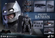 Hot Toys armor
