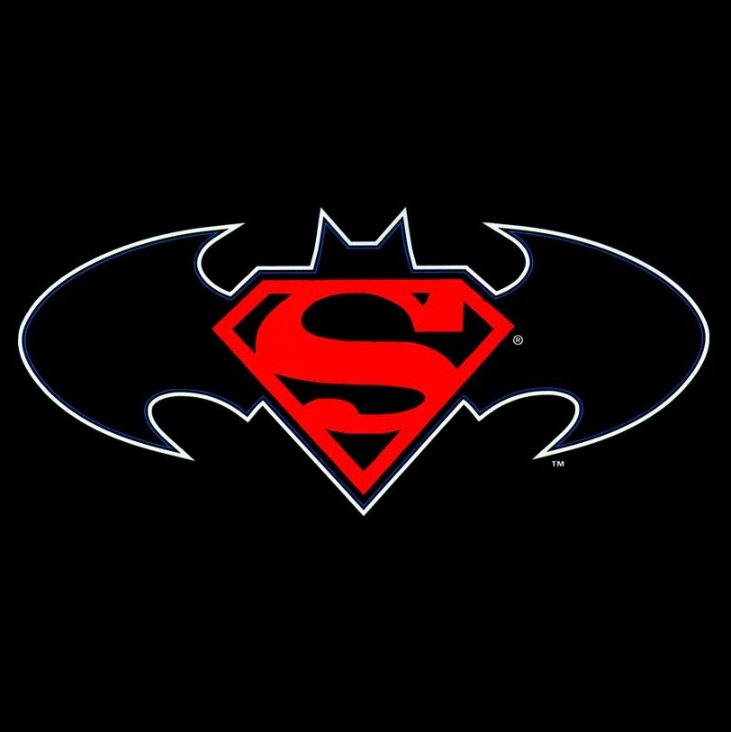 Batman Dc Comics Superman Logo Hd Wallpaper