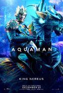 Aquaman Poster - King Nereus