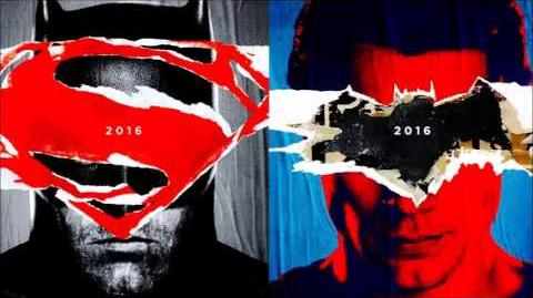 Batman V Superman - Dawn of Justice OST-11 Is She With You ?