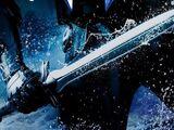 Black Manta's Knives