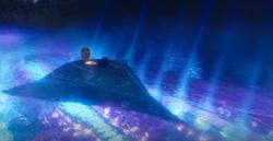 Black Manta's Submarine