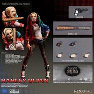 Mezco Harley