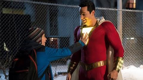 SHAZAM! - Official Teaser Trailer HD
