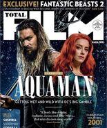 Aquaman - Total Film Cover 2