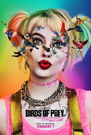 Birds of Prey - Poster 1