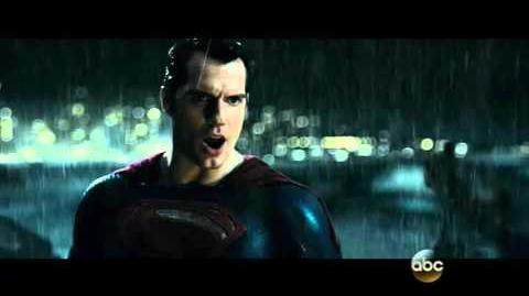 Batman v Superman Dawn of Justice (2016) New Footage Clip 'Jimmy Kimmel Live' HD