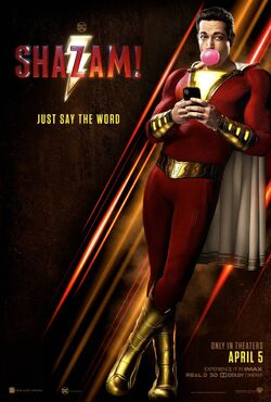Shazam! - First Poster