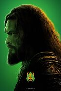Aquaman-Green