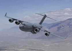 C-17 test sortie