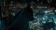 Batman see the City