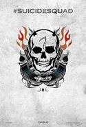 Suicide Squad Tattoo Posters 09